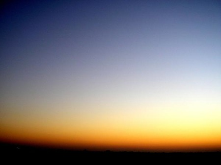sundown by stenographer