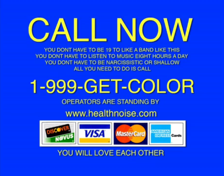 1-999-GET-COLOR from HEALTH