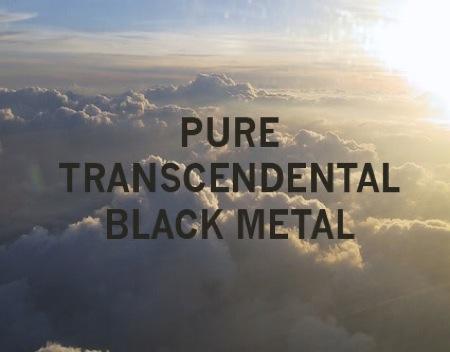 Liturgy Pure Transcendental Black Metal