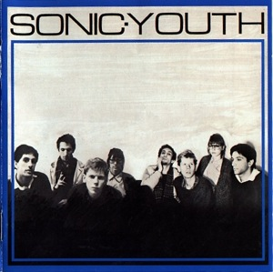 Sonic Youths first EP