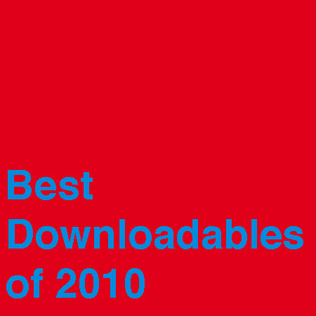 Best Downloadables of 2010, Vol. 1