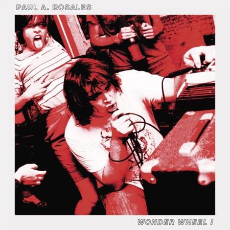 Wonderwheel I by Paul A Rosales