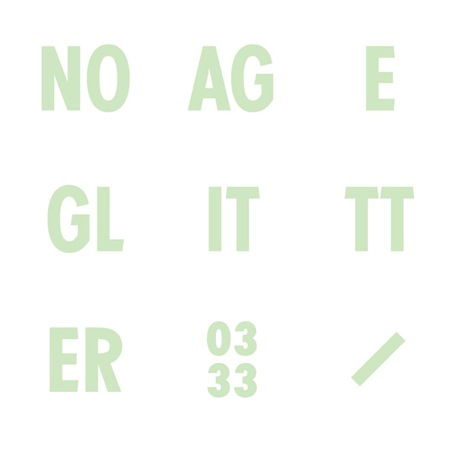 no age glitter single 7 inch version