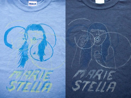 Marie Stella tshirts