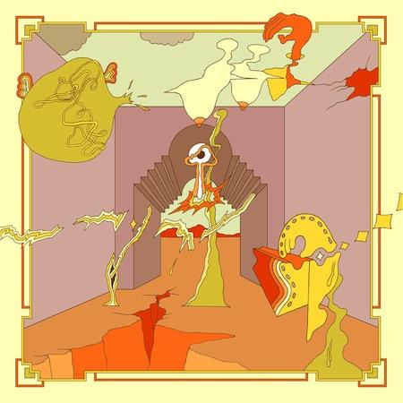 Ma vie banale avant-garde by AIDS Wolf