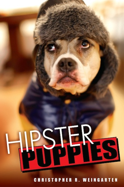 Hipster Puppies the book