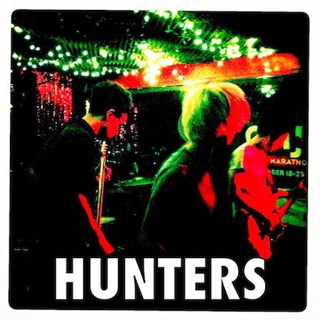 Hunters @ Cake Shop