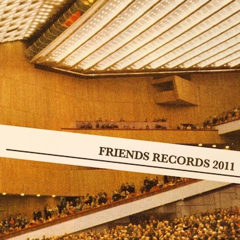 Friends Records 2011