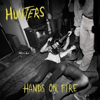 Hands on Fire by Hunters