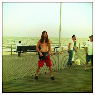 JEFF The Brotherhood @ Rockaway Beach