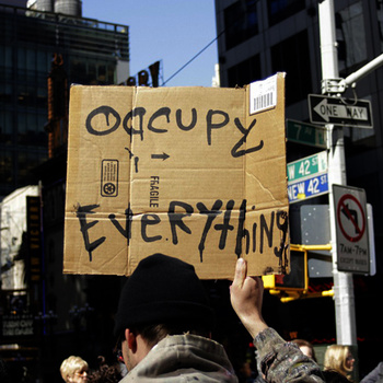 #OCCUPY EP by ✌ICUH8N✌