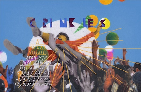 crinkles release party