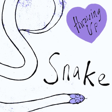 Snake by Throwing Up