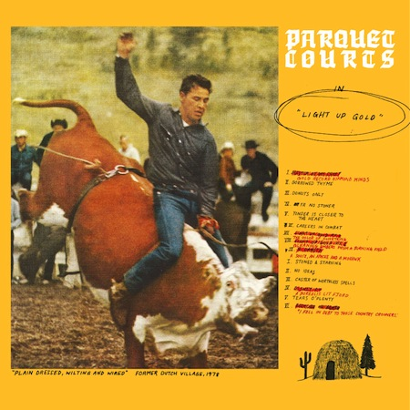 Light Up Gold by Parquet Courts