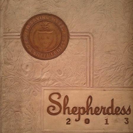 I'm Saving Myself for Shepherdess by Shepherdess