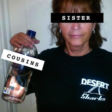 Sister Cousins by Desert Sharks