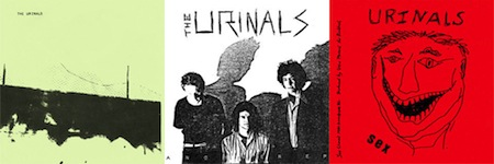 urinals vinyl bundle