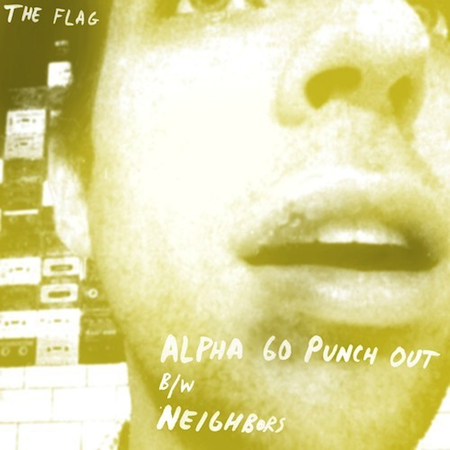 alpha 60 punch out by the flag