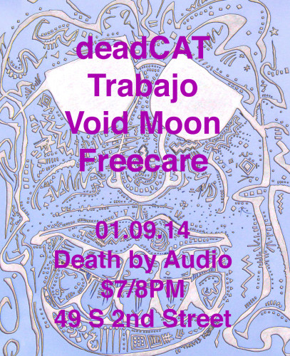 01-09-14 at Death by Audio