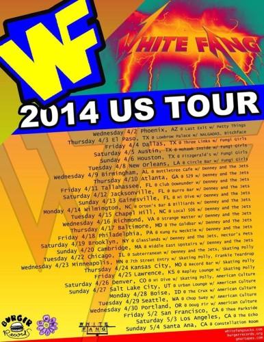 White Fang Tour