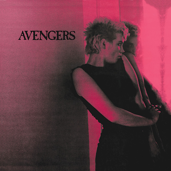 avengers self titled pink album