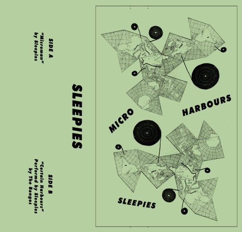 premiere :: Sleepies > The Micro Harbours EP
