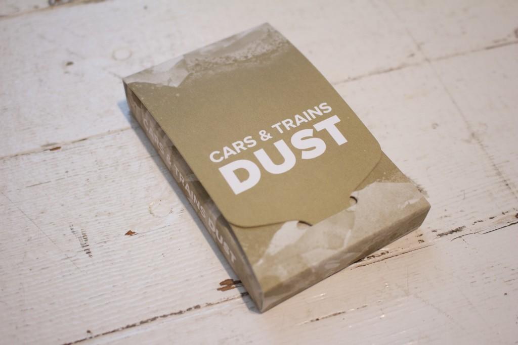 dust cassette