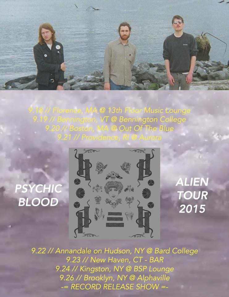 psychic blood tour