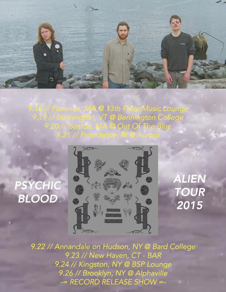 psychic blood tour