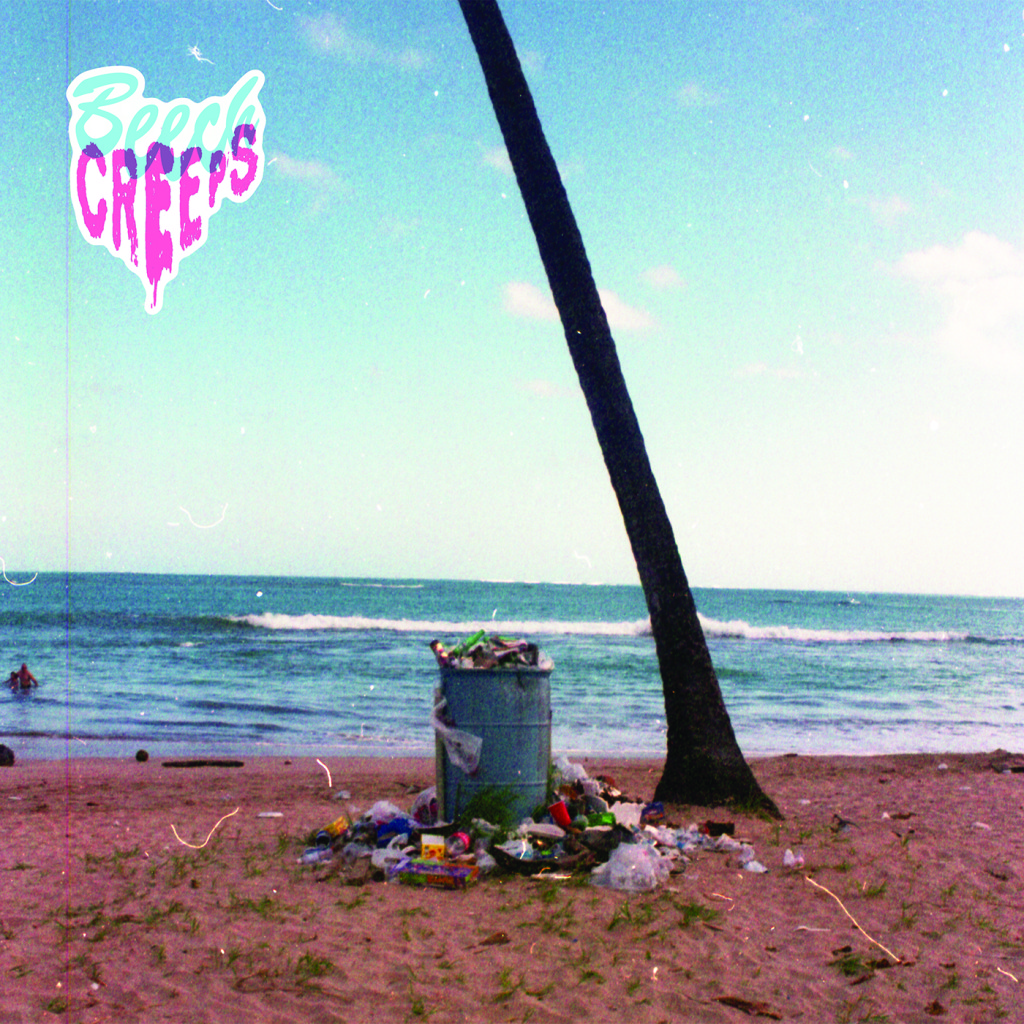 creeps 7inch cover
