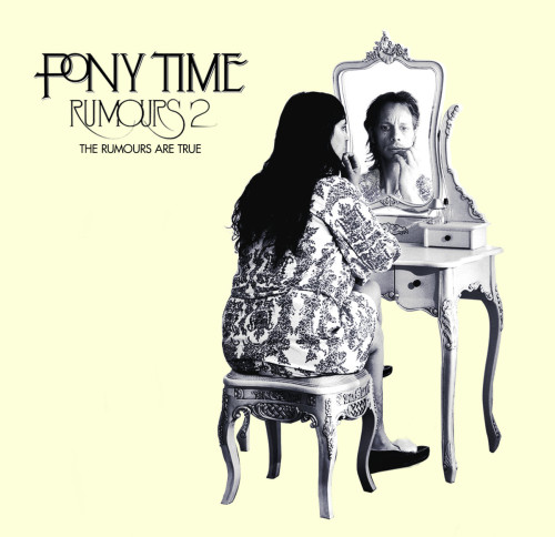 music video :: Pony Time > Stop Talking (featuring Lisa Prank)