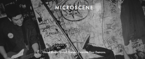q and also a :: MicroScene