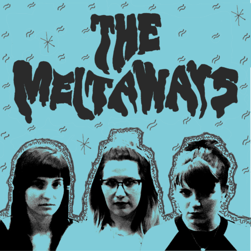 audio stream :: The Meltaways > S/T 7″