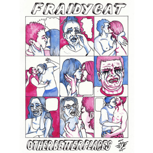 album stream :: Fraidycat > Other Better Places