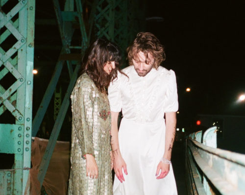 stream these :: Mass Gothic + Uniform + Lost Film + Tissue + Sea Moss & The Social Stomach + Girls Names + Spooled Up + Elusive + Lucrecia Dalt + Mind Over Mirrors