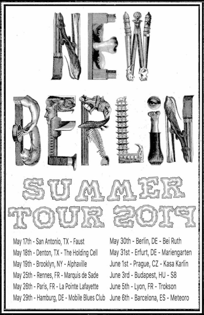 New Berlin Flier Summer 2019