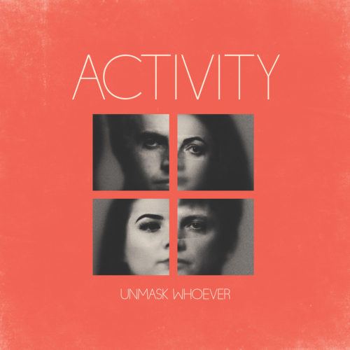 album stream :: Activity > Unmask Whoever