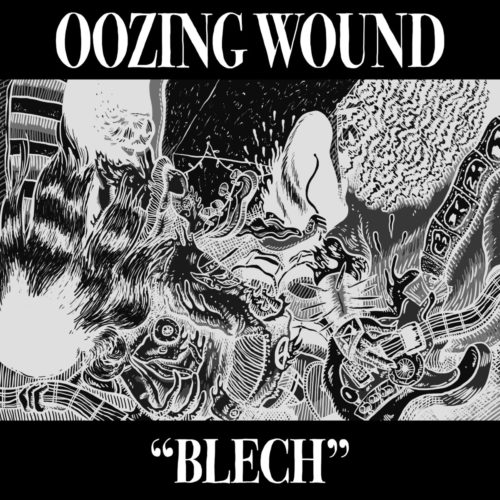 stream these :: Oozing Wound + Beauty Pill + Bipponese Terror + Constrobuz + Corso + Dougie Poole + Atmosphere + Sleaford Mods + The Stroppies + GUM + The Hood Internet