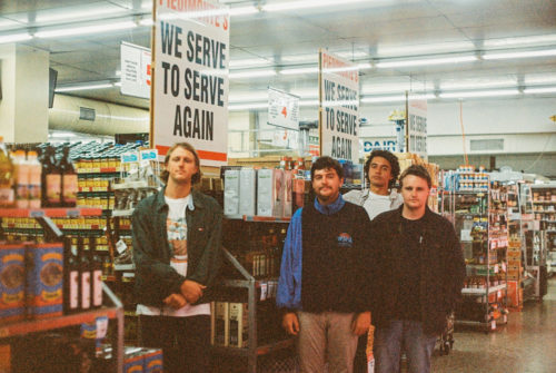 stream these :: Vintage Crop + Honey Radar + Noveller + Dougie Poole + Coriky + Ben Shemie + Vile Creature + Melvins Mudhoney + New Fries + Anura + Cheekface + TENGGER