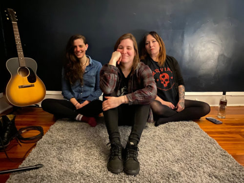 stream these :: Darling + shrimpnose + Full of Hell & HEALTH + Harder Shade Of Black Comp + Mi'ens + La Neve + PSYCHIC GRAVEYARD + JOBS + Wye Oak + Spoon + The Replacements + They Hate Change