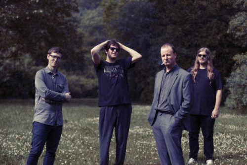 stream these :: Protomartyr + Clock Of Time + OVERCALC + POWER USERS + Stirling + SUSS + paw paw + Mikal Cronin + Kaitlyn Aurelia Smith + Bram Gielen + Mike Polizze + Steve Reidell