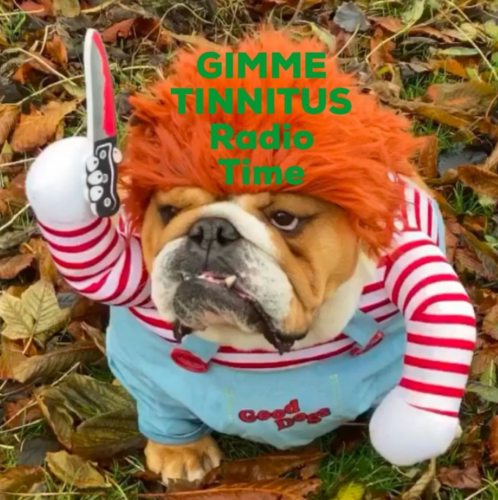 podcast :: GIMME TINNITUS Radio Time > 11/1/20 (Cover Songs 4 Halloween)
