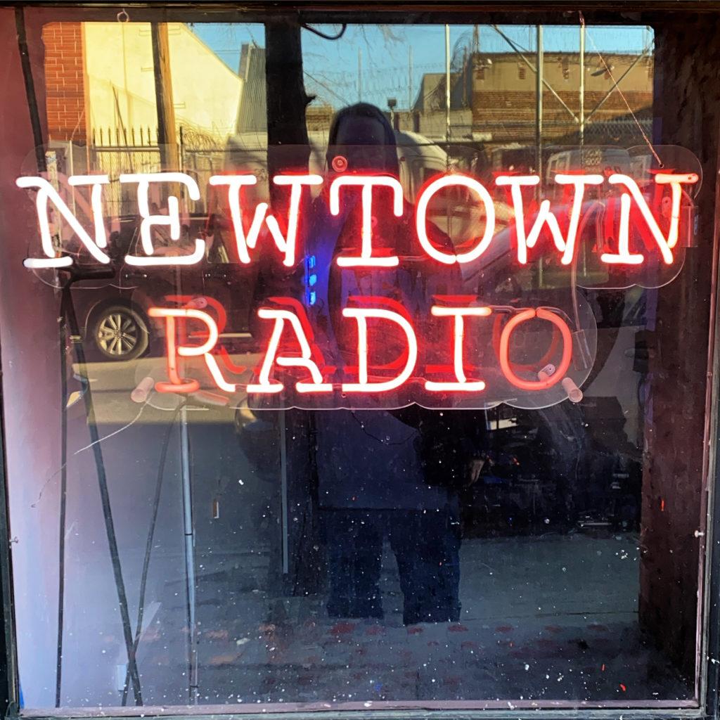newtown radio neon